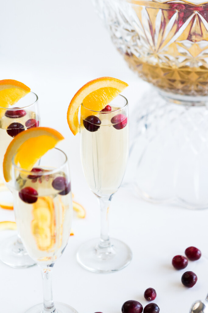 Bright & Bubbly Champagne Cocktail