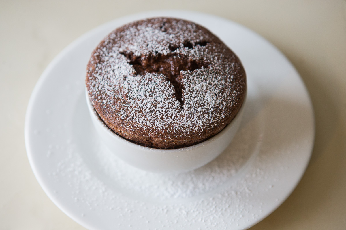 Chocolate Soufflé Recipe - Mud and Magnolias