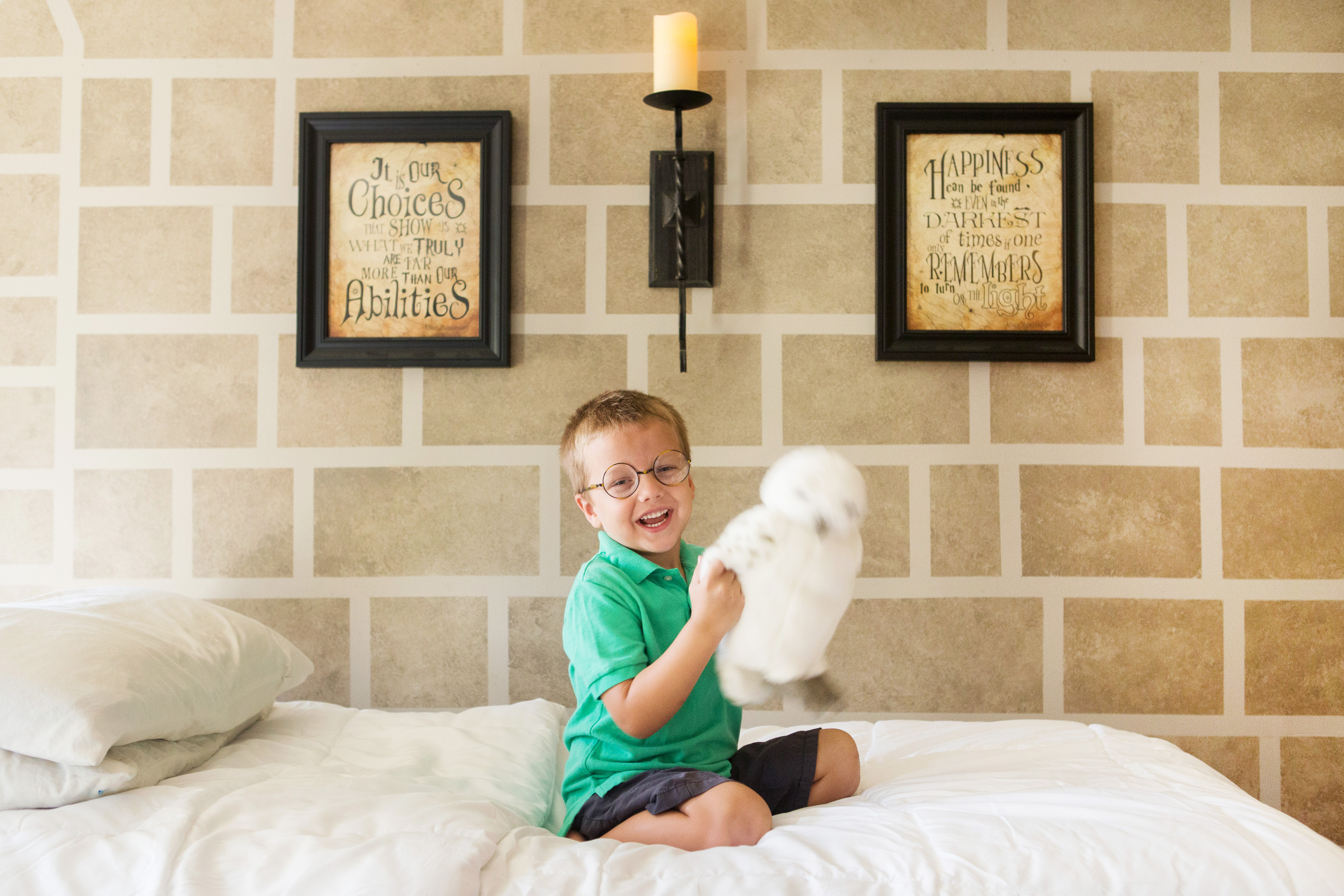 Home Spotlight: Harry Potter Kids' Room | Q & A with Lisa Martin