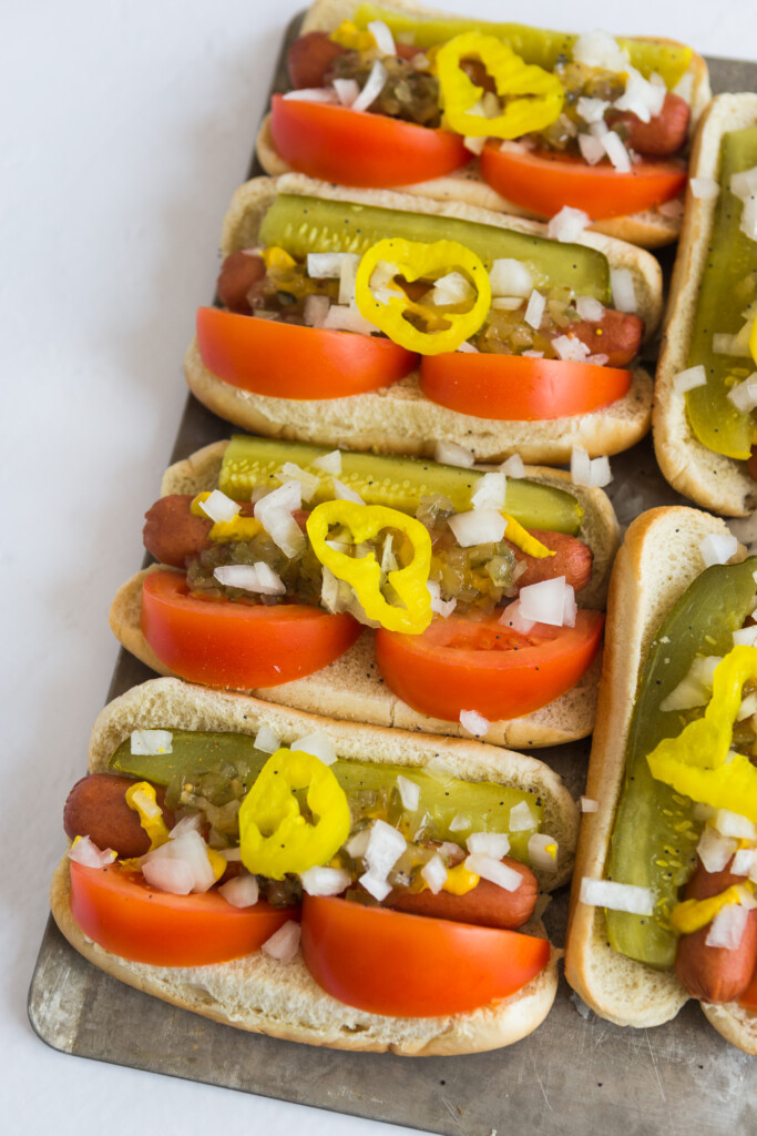 Classic Chicago Dogs